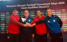 ĐT nữ Việt Nam đã sẵn sàng cho trận mở màn gặp Uzbekistan