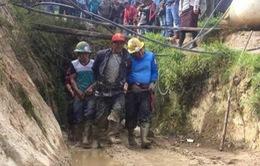 Tai nạn hầm khai thác vàng tại Peru