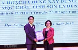 Sơn La: Công bố quy hoạch chung xây Khu Du lịch quốc gia Mộc Châu