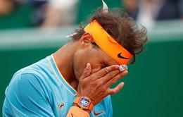 Nadal dừng bước tại bán kết Monte Carlo Masters