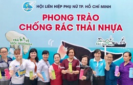"""TP Hồ Chí Minh phát động phong trào """"Chống rác thải nhựa"""""""