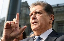 Đại án nhận hối lộ rúng động khiến cựu Tổng thống Peru tự sát?