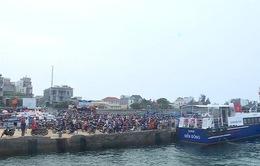 Khắc phục tình trạng thiếu xăng trên đảo Lý Sơn