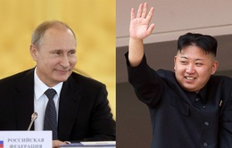 Cuộc gặp thượng đỉnh Nga - Triều Tiên sẽ diễn ra trong nửa cuối tháng 4