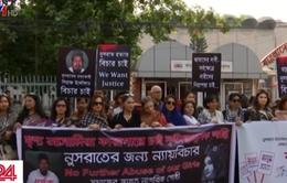Dư luận Bangladesh phẫn nộ vụ nữ sinh bị thiêu sống vì tố cáo hiệu trưởng dâm ô
