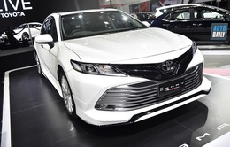 Chốt ngày ra mắt xe Toyota Camry mới tại Việt Nam
