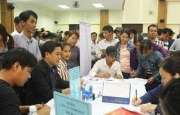 Hàng ngàn bạn trẻ tham dự ngày hội việc làm sinh viên ở Đà Nẵng