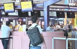 Singapore ngừng đóng dấu xuất cảnh cho khách quốc tế từ 22/4