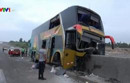 Tai nạn xe bus ở Peru, 8 người thiệt mạng