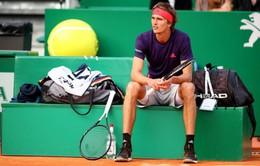 Alexander Zverev nhận suất đặc cách tham dự giải quần vợt Barcelona mở rộng