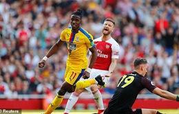 Arsenal 2-3 Crystal Palace: Thất bại bất ngờ!