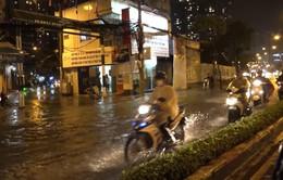 Ứng dụng cảnh báo ngập úng tại Hà Nội