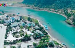 Sắp đưa vào khai thác dịch vụ bay ngắm cảnh Phong Nha - Kẻ Bàng