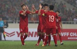 Số áo chính thức của U22 Việt Nam tại SEA Games 30: Quang Hải số 19, Đức Chinh số 9, Tiến Linh số 22