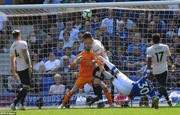 Man Utd nhận kỷ lục thê thảm chưa từng có sau thất bại trước Everton