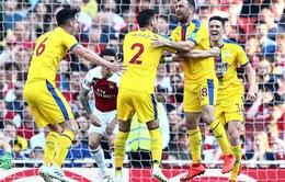 VIDEO Arsenal 2-3 Crystal Palace: Trắng tay vì hàng thủ