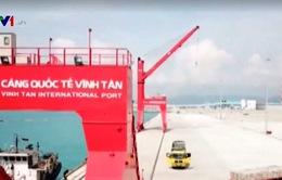 Khánh thành Cảng quốc tế Vĩnh Tân, Bình Thuận