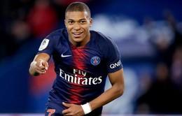 Mbappe lần thứ 2 liên tiếp đoạt danh hiệu Vua phá lưới Ligue I