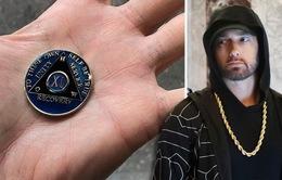 Eminem làm lễ ăn mừng 11 năm tỉnh táo, không ma túy
