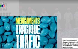 EU theo dõi đường đi của dược phẩm theo thời gian thực