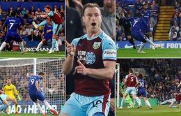 Kết quả bóng đá quốc tế sáng 23/4: Chelsea hòa thất vọng