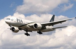 Pakistan: Máy bay bị đe dọa đánh bom
