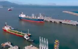 Nhập khẩu dầu thô tăng đột biến trong quý đầu năm