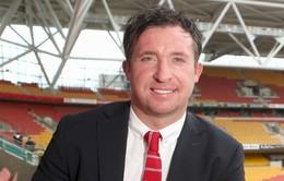 Robbie Fowler trở thành tân HLV của CLB Brisbane Roar