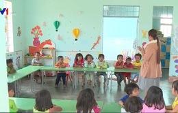 Nhiều trẻ mầm non không được đi học vì thiếu giáo viên