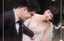 """Hiền Hồ sánh đôi cùng """"chú rể"""" Bùi Anh Tuấn trong MV """"Cưới nhau đi"""""""