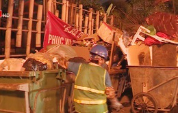 Lắp đặt thêm camera, biển báo cấm để hạn chế xả rác bừa bãi