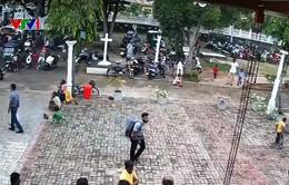 Lộ diện kẻ đánh bom liều chết tại nhà thờ Sri Lanka