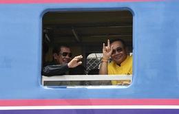 Kết nối đường sắt Campuchia - Thái Lan