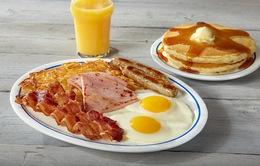 Bỏ ăn sáng tăng nguy cơ tử vong do bệnh tim