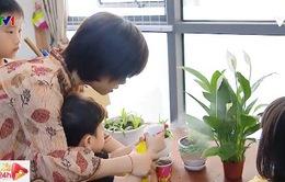 Dạy con tiết kiệm từ các hoạt động bảo vệ môi trường