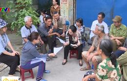 Hàng trăm hộ dân khổ sở vì dự án treo 20 năm giữa TP Hải Phòng