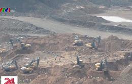 Hơn 50 công nhân có thể đã thiệt mạng trong vụ lở đất ở Myanmar