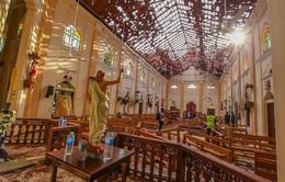 Bắt giữ hơn 100 người tình nghi liên quan tới vụ nổ ở Sri Lanka