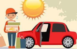 Cần lưu ý gì khi sử dụng điều hòa ôtô trong mùa hè?