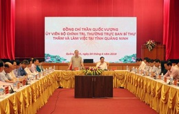 Quảng Ninh đi theo hướng phát triển bền vững