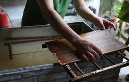 Giấy Dó Việt Xưa - Nay: Lưu giữ tinh hoa dân tộc