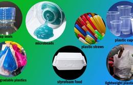 Thái Lan chính thức cấm 3 loại nhựa vào cuối năm nay