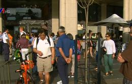 Rò rỉ khí gas ở nhà hát Opera Sydney, 500 người sơ tán khẩn cấp