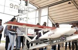 Ghana: Phát triển dịch vụ vận chuyển y tế bằng thiết bị bay không người lái