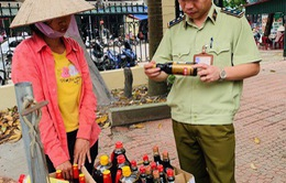 Lạng Sơn: Thu giữ trên 500kg dược liệu nhập lậu