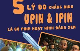 5 lý do  Upin & Ipin: Truyền thuyết thần đao xứng đáng là bộ phim gia đình nên xem dịp lễ