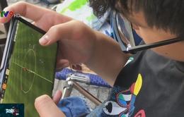 Hơn 81% thanh thiếu niên dùng điện thoại thông minh chơi game online
