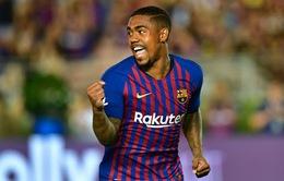 Tiền vệ Malcom muốn rời Barcelona ngay trong hè 2019