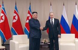 Nga - Triều Tiên đánh giá cao kết quả hội đàm
