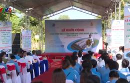 Đà Nẵng khởi công công trình nhà ở công nhân